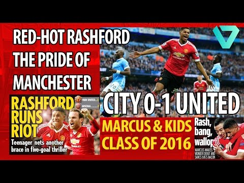 Marcus Rashford | Why United Kids want LVG not Mourinho