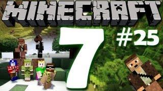 MINECRAFT SEASON 7 # 25 - Testbau «» Let's Play Minecraft Together | Full HD