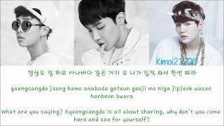 BTS (방탄소년단) - Satoori Rap (팔도강산) [Hangul/Romanization/English] Color & Picture Coded HD