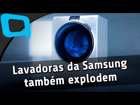 Mais problemas explosivos para a Samsung - Hoje no TecMundo