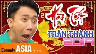 Phim Hài Tết Trấn Thành 2019 mới nhất - ĐẾN THƯỢNG ĐẾ CŨNG PHẢI CƯỜI