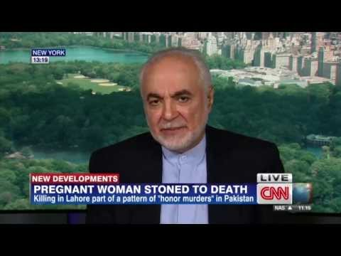 Slick Imam Rauf Questioned By Meek CNN's Jonathan Mann About Honor Killings In Muslim World