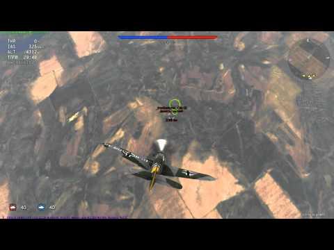 Основы воздушного боя в War Thunder. Часть 1 Бум-зум. Краткое пособие.