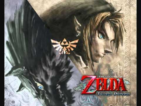 Zelda Twilight Princess Twilight Zone Extended video