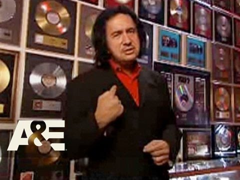 Gene Simmons: Family Jewels: Gene Bio Video