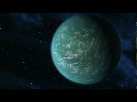 Kepler 22b - a planet in a star's habitable zone