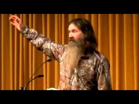 Another reason to love the Duck Dynasty's Phil Robertson! He's Pro-Life! :)