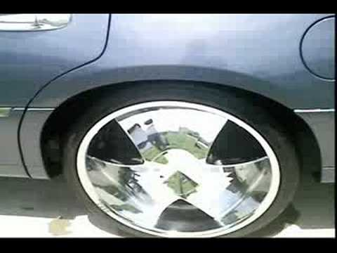 2002 Lincoln Continental Concept. lincoln on 22quot; rims