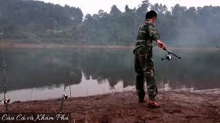 The fishing trip cost 10 million