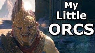 Best Orcs in Shadow of War