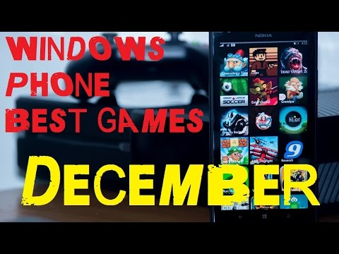 Windows Phone Best and New Games December 2014