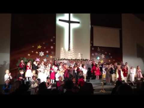 El sobrante Christian school musical
