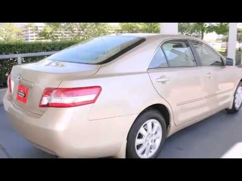 2010 Toyota Camry Certified Plano TX 75093