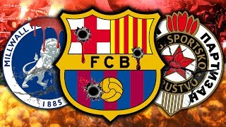 10 Most Violent Football Fans!