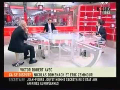 Eric Zemmour et Alain Soral -  vrais rebelles contre faux révolutionnaires (best of)