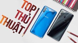 Mẹo sử dụng Samsung Galaxy A30 & A50 nhất định phải biết