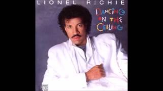 Lionel Richie Ballerina Girl   Karaoke