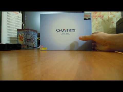 #Выпуск 4. Планшет с Aliexpress. Обзор Китайского планшета Chuwi.