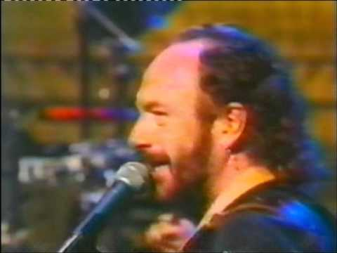 Ian Anderson&martin Barre of Jethro Tull Letterman 20th Aug. 1991