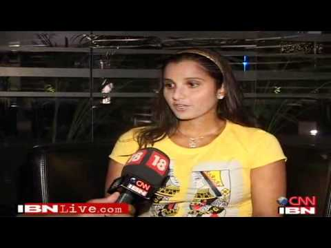 Winning Gold Will Be An Ultimate Dream - Sania Mirza video