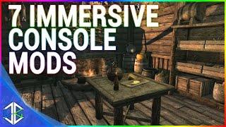 7 ESSENTIAL Console Mods - Skyrim Special Edition (Xbox One/PC)