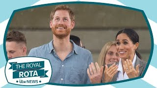 Special edition from Fiji as Harry and Meghan's royal tour reaches halfway point | ITV News
