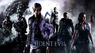 Live Steaming - Resident Evil 6 - On PS4 With me & Joyful Gamer