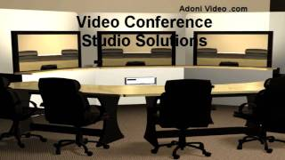 Multipoint Conference .com HD Web Video Conferencing Solutions by Adoni Video