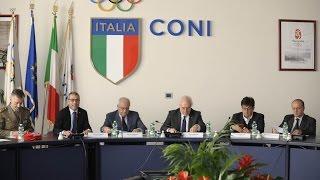 La presentazione dei 16mi Yonex Italian International