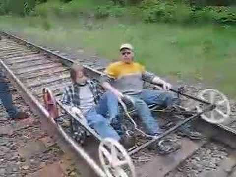 invention railroad track bicycle - photo #15