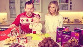 #ad | Festive Feast with SACCONEJOLYs. PART 3!