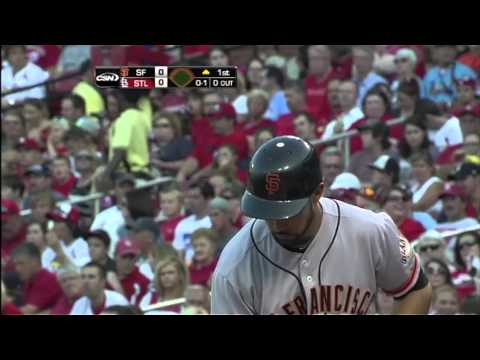 Angel Pagan 2012 Highlights