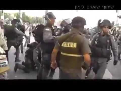 Arab video used to portray Israeli violence against unarmed civilians