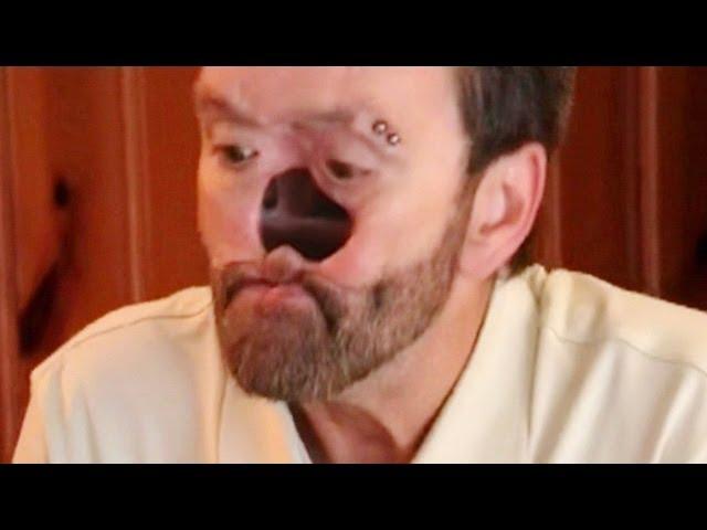 Ужасный запах из носа что делать