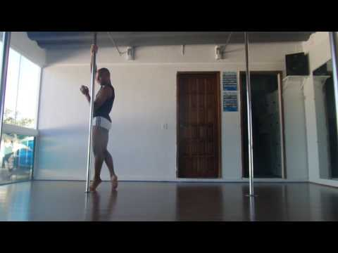 Freestyle - Brunno Pereira - Pole Dance Masculino - Andra - Love Can Saveit All