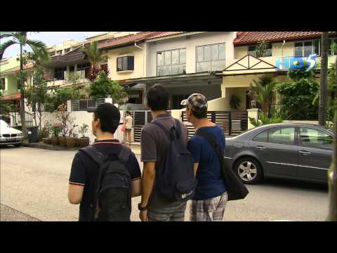 CrimeWatch 2012 Ep09 Pt1/2 - House Break-in and Theft done by Colombians - 25Nov2012 [HD]