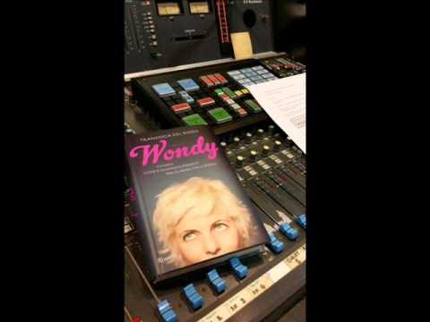 Wondy a 24 mattino con Paola Saluzzi, Luca Dini, i violini e Alessandro Milan..19 febbraio 2014