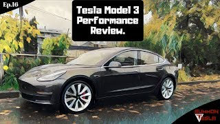 Tesla Model 3 Performance Review