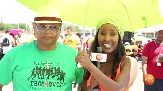 Nunu Wako Show : Coverage on Race Forever Marathon