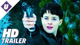 The Girl In The Spider's Web - Official Trailer (2018)