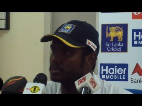 Post Match Press Conference - 2nd Test Pakistan in Sri Lanka - SL won by 7 wickets