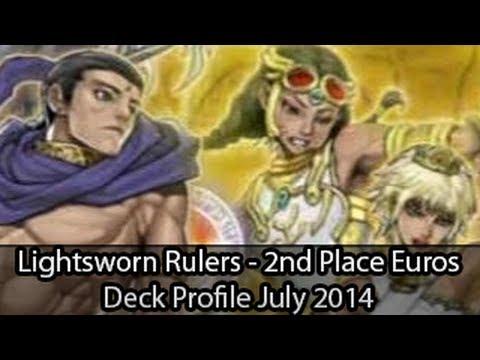 Lightsworn Rulers 2nd Place