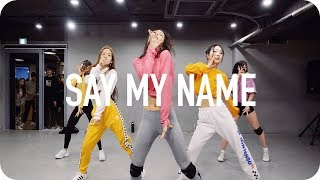 Say My Name David Guetta Bebe Rexha J Balvin Ara Cho Choreography