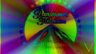 Paramount Television logo History Enhanced with Diamond 3