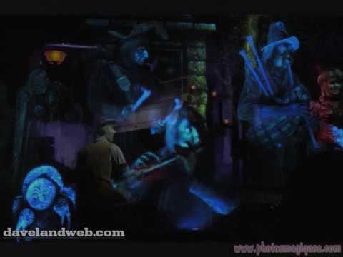 """the phantom manor the musical"" storyline youtube"