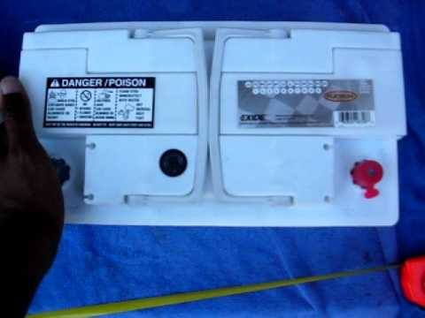 DIY For Replacing and Upgrading your BMW Battery