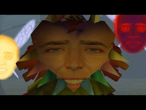 Legend of Zelda: The Cage's Mask Mod - Official Release