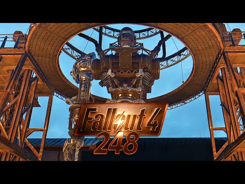 FALLOUT 4 [248] - Ohne Hand und Bein, aber Liberty Prime!