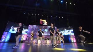 Body Carnival Showcase| R16 Korea World Finals 2014
