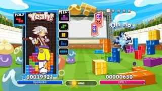 TSA Tetris VS Puyo Puyo